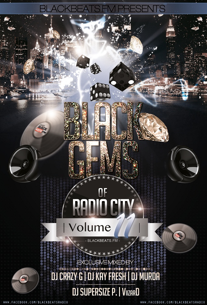Black Gems Of Radio City Vol.11