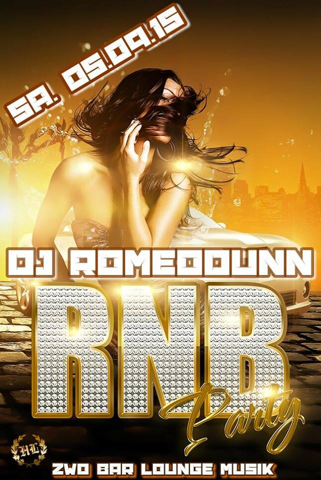 RnB Night with Dj RomeoDunn