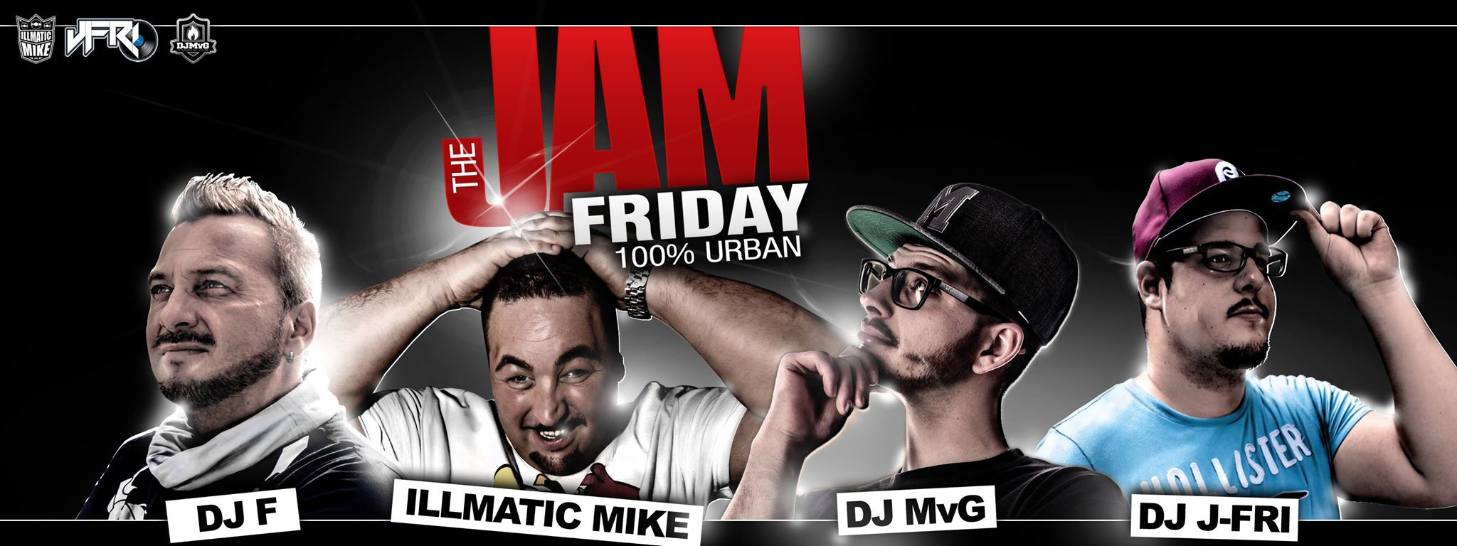 The JAMfriday 100 Percent URBAN