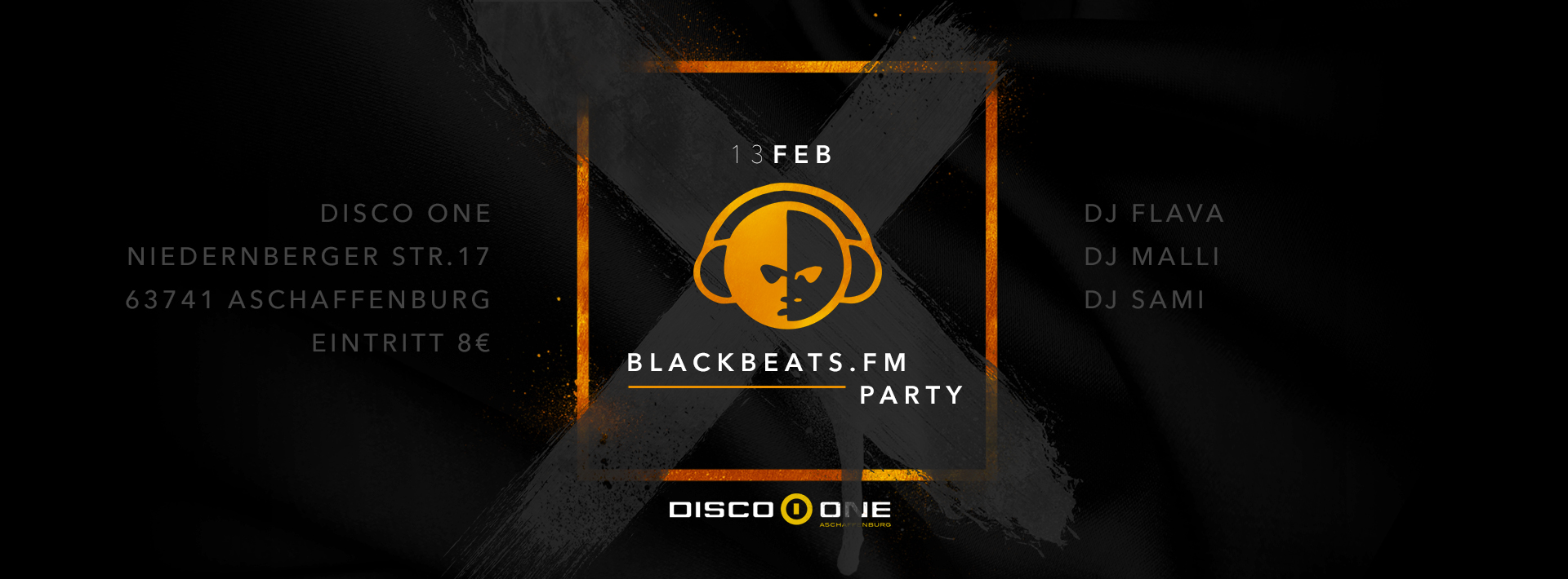 blackbeats.fm | Disco One Aschaffenburg